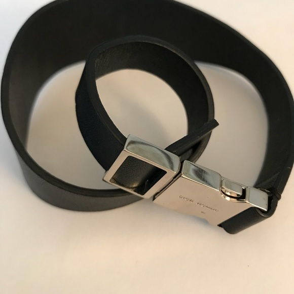 8ee61fa254b130 Dior Homme Accessories   Mens Double Wrap Leather Bracelet   Poshmark